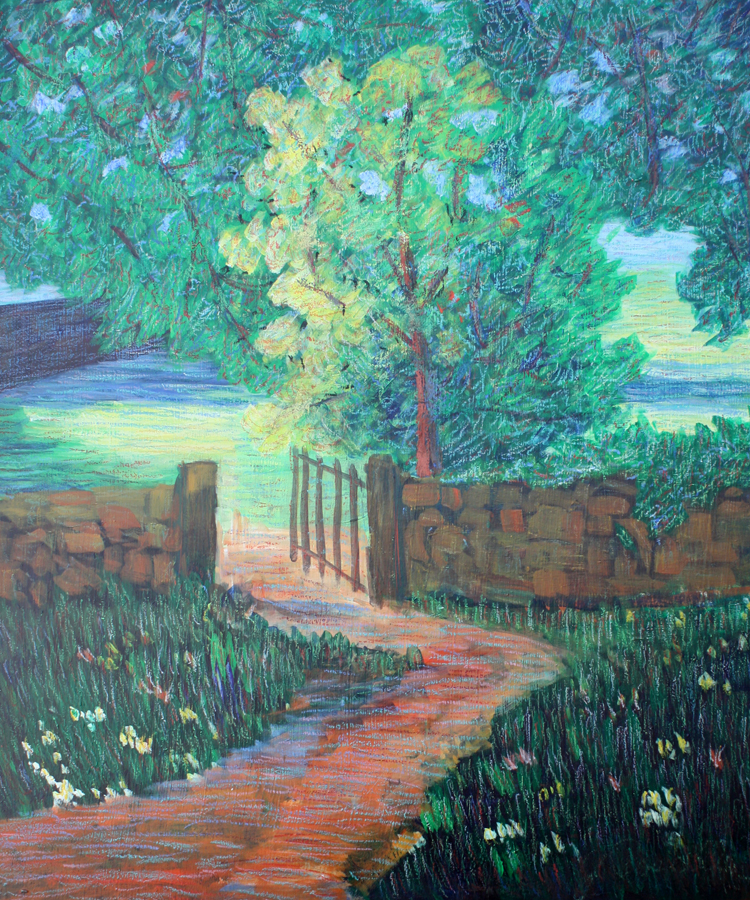 Through the Gate- SOLD